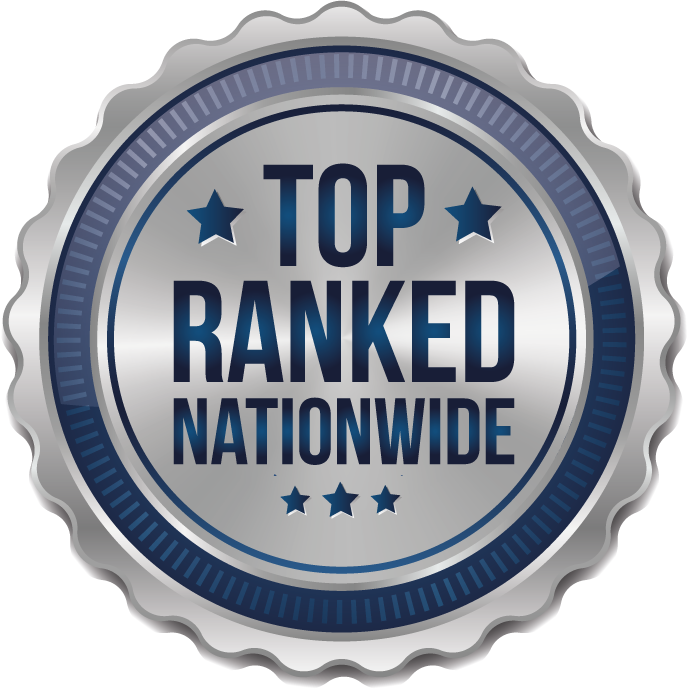 Top Ranked Nationwide
